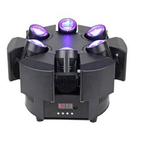 cabeza movil discotecas Led Infinite Beam