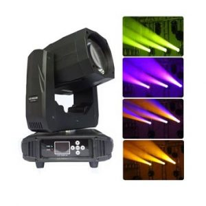 LED BEAM luces cabeza movil led Beam 80w