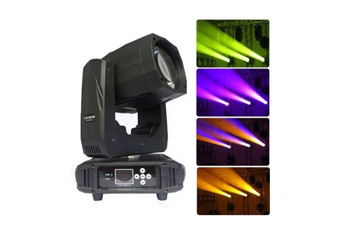 luces cabeza movil led Beam 80w