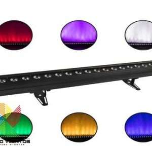 ♪♥ BARRA DE LUCES led para FIESTAS Bar Led Pixel
